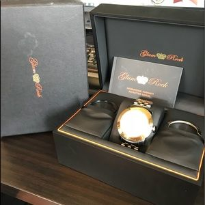 Glam rock sobe mood collection women's watch.
